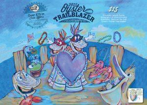 OrigiOyster Trailblazer Calendar