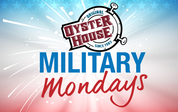 Military Mondays graphic
