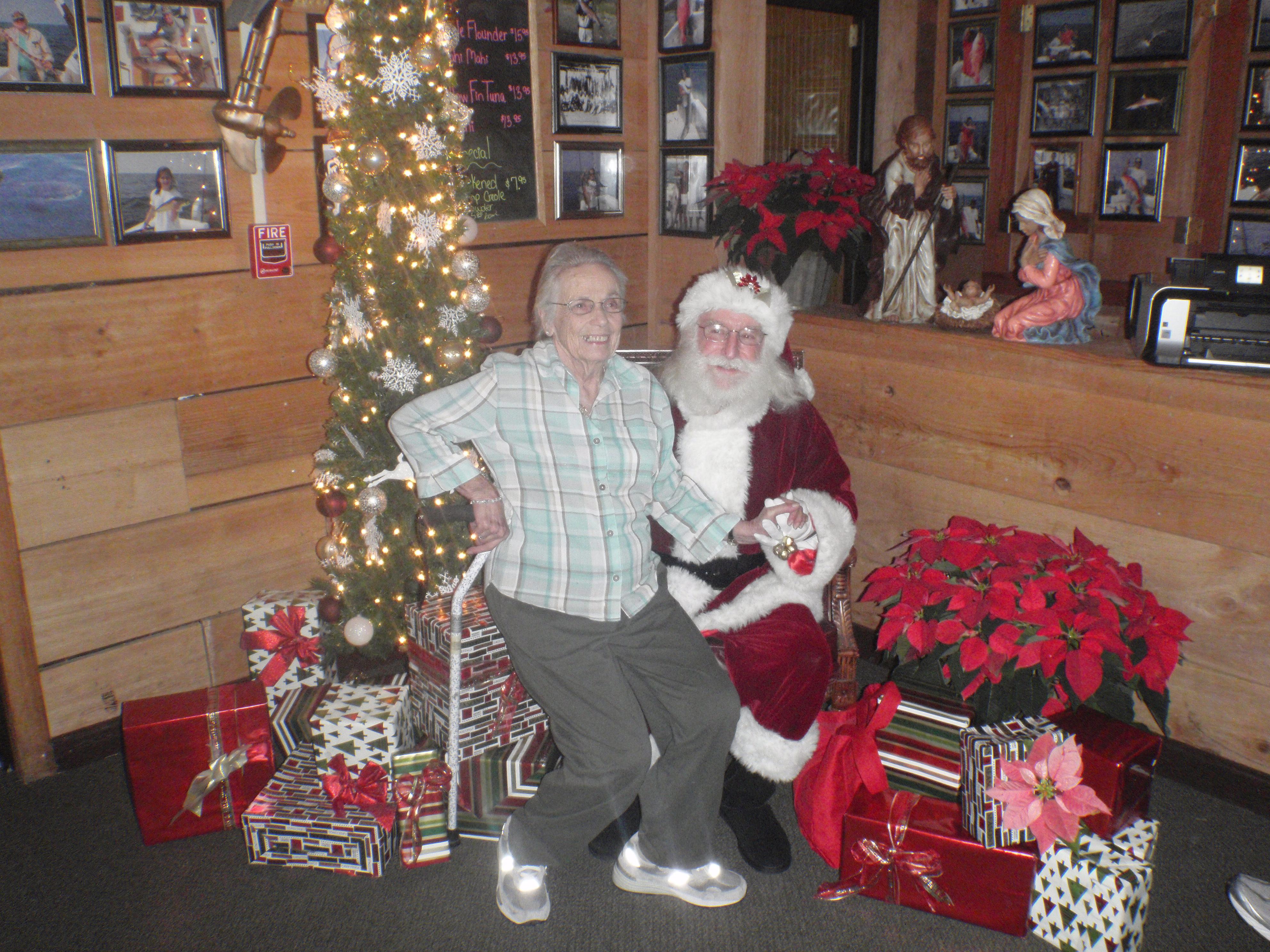 Photo With Santa 2