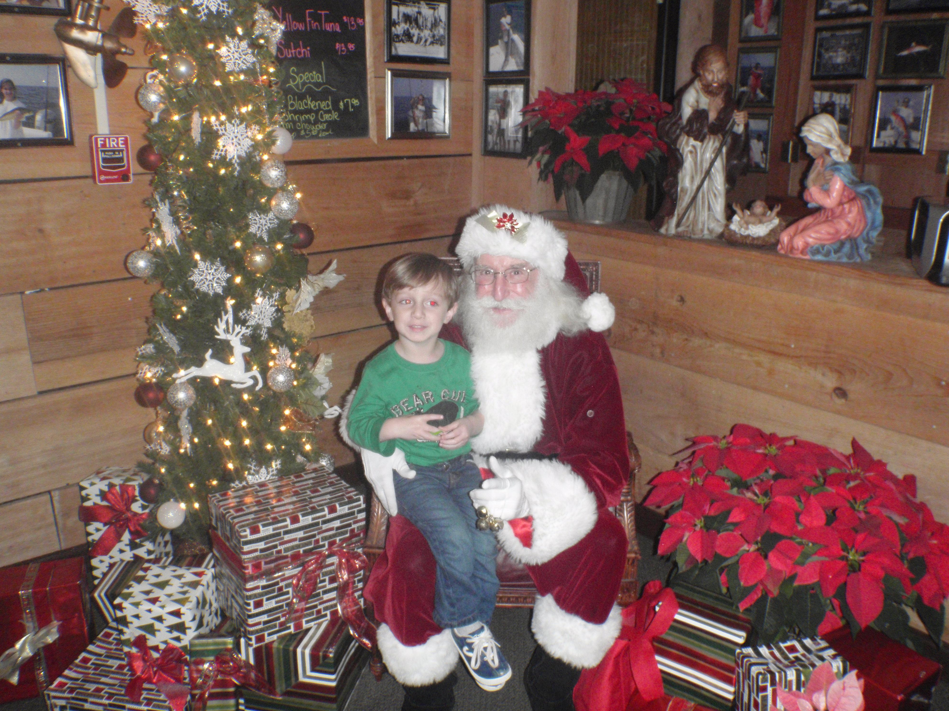 Kid and Santa 2