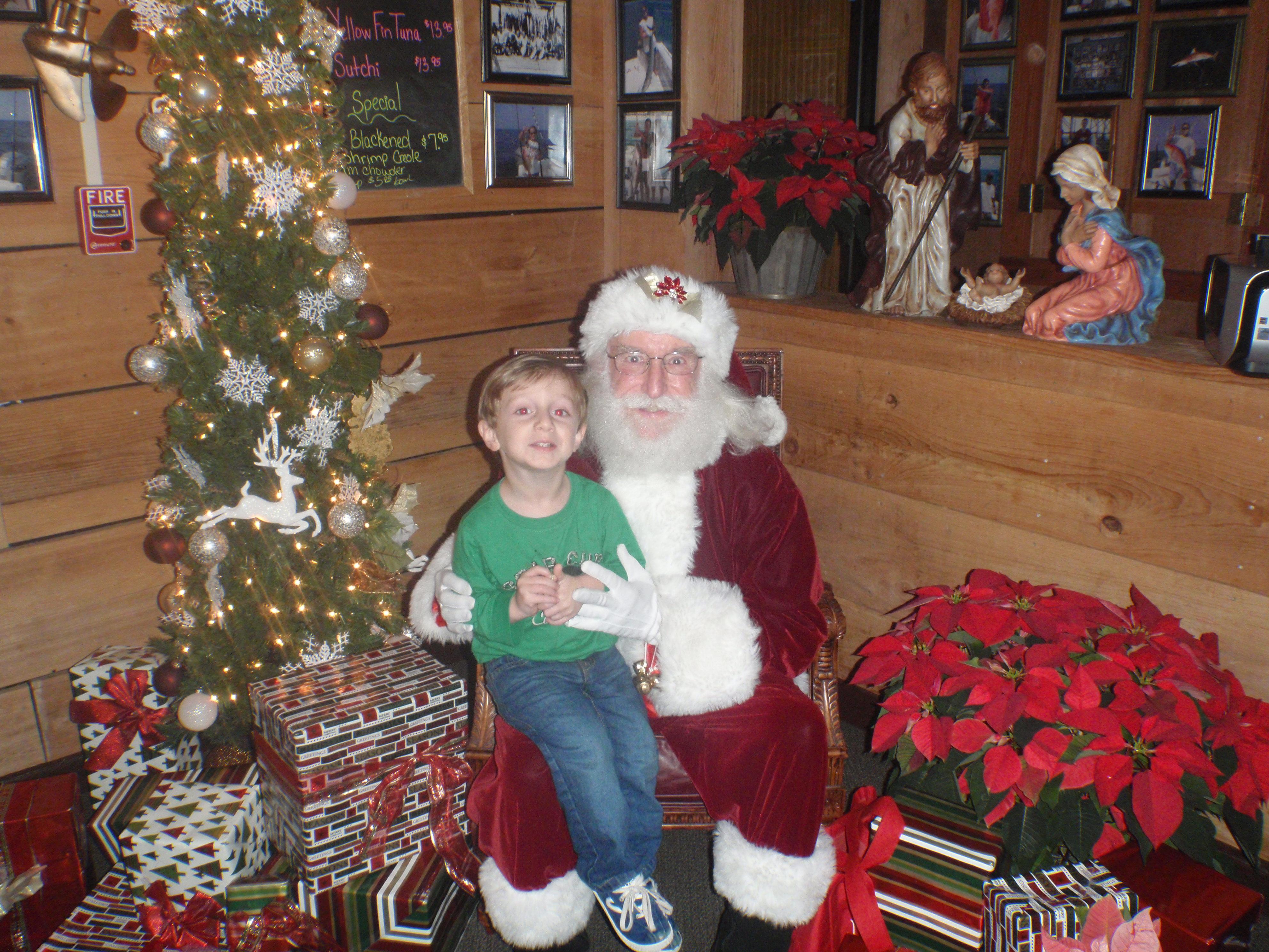 Kid And Santa 3