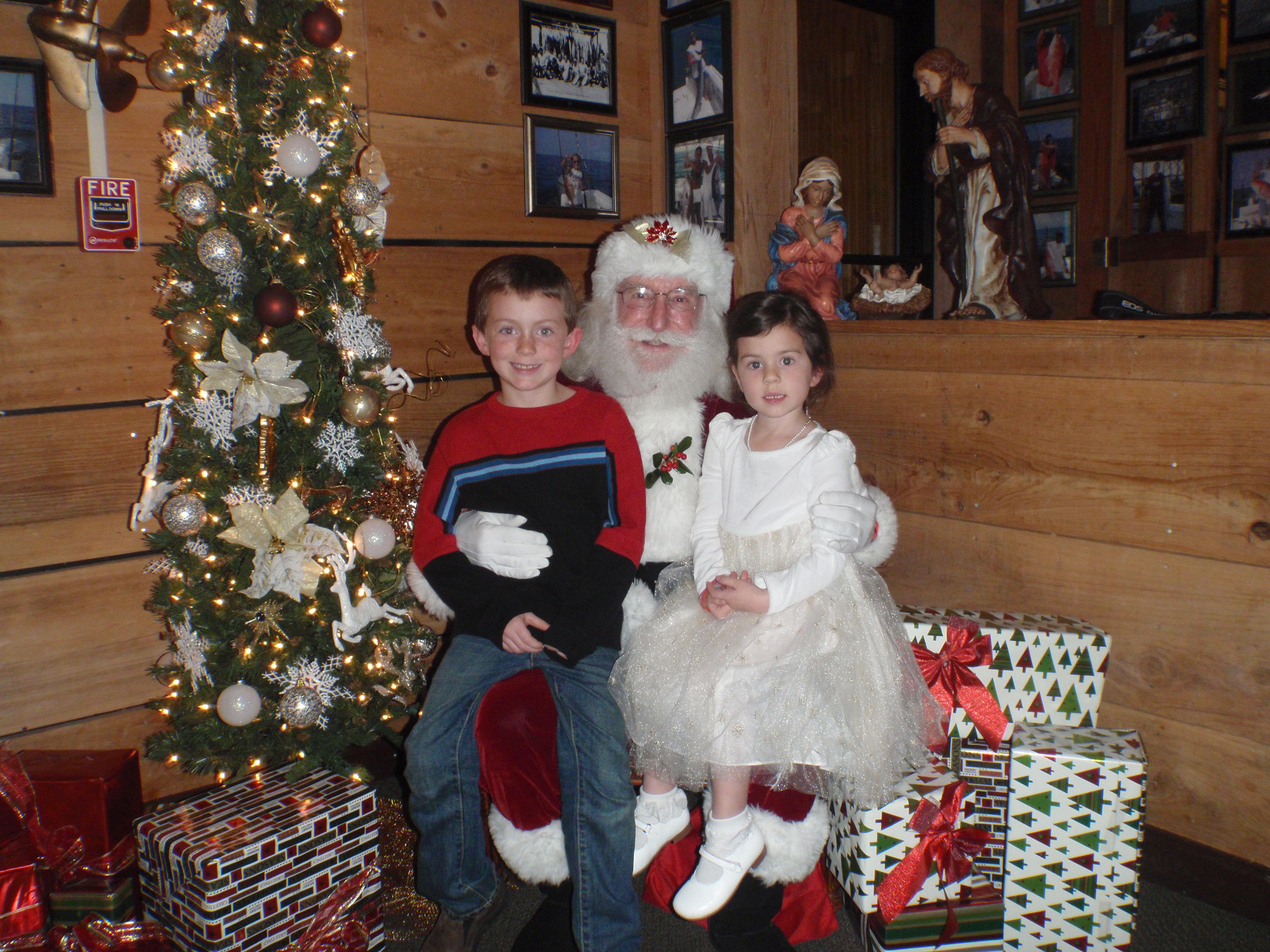 kids and santa 15
