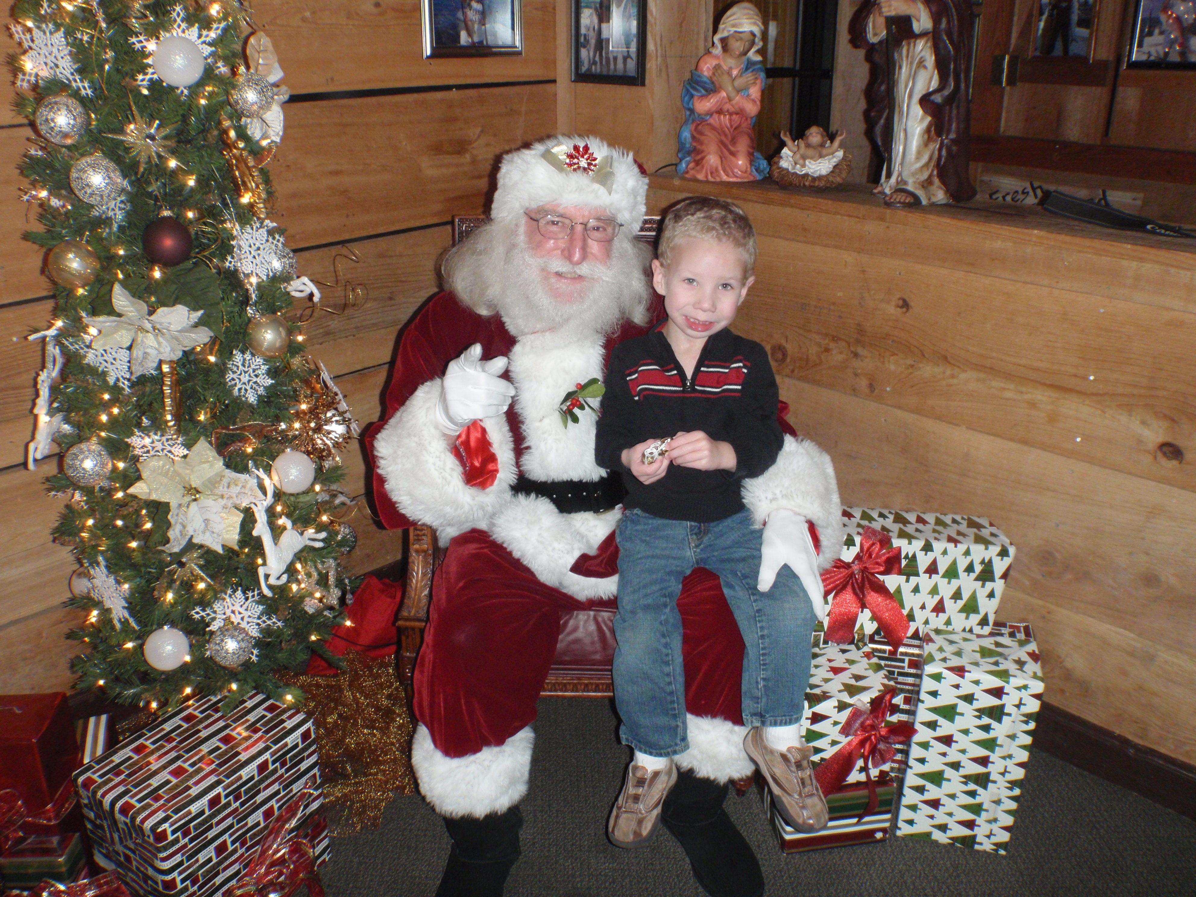 boy and santa 18