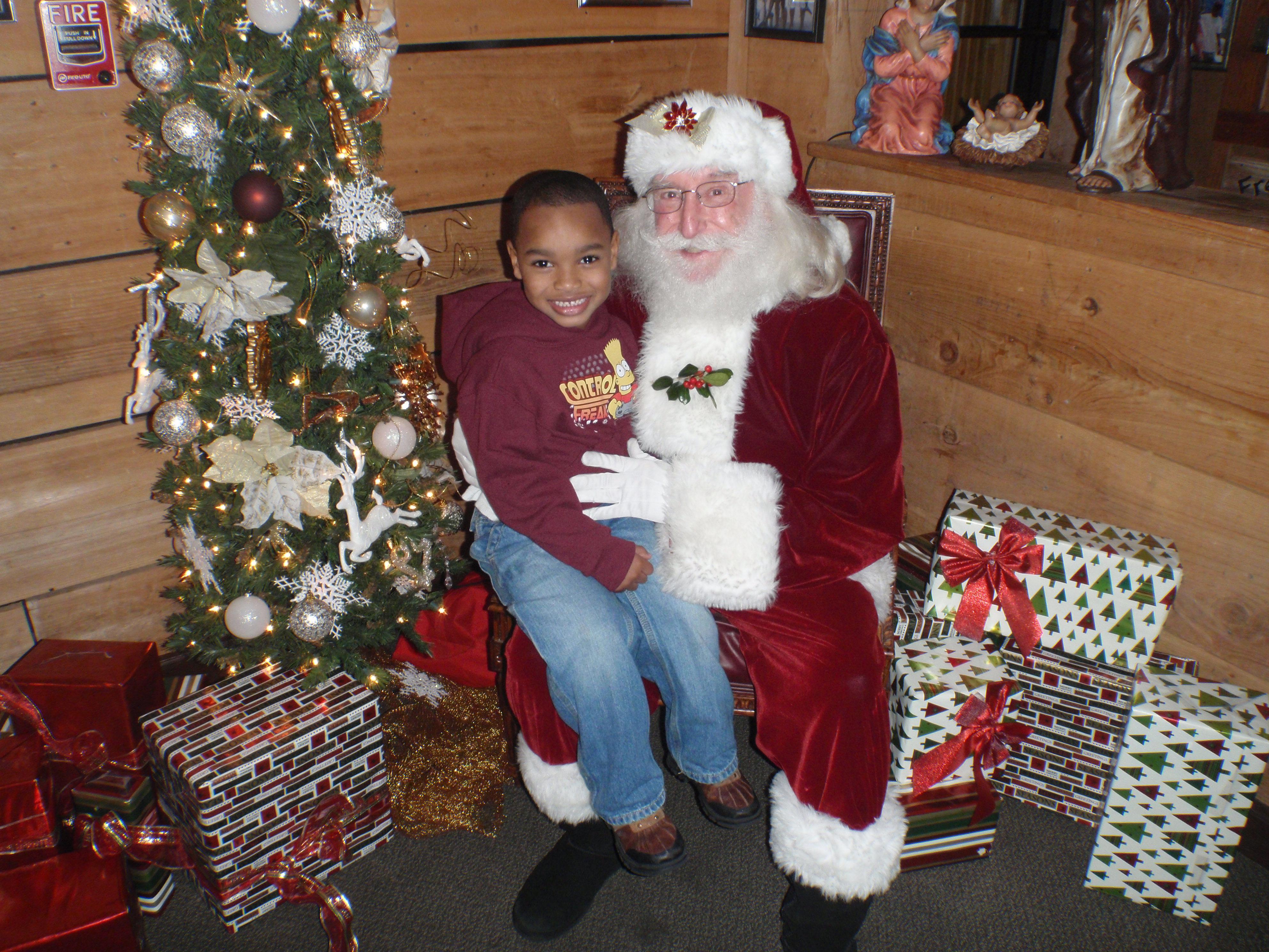 boy and santa 20