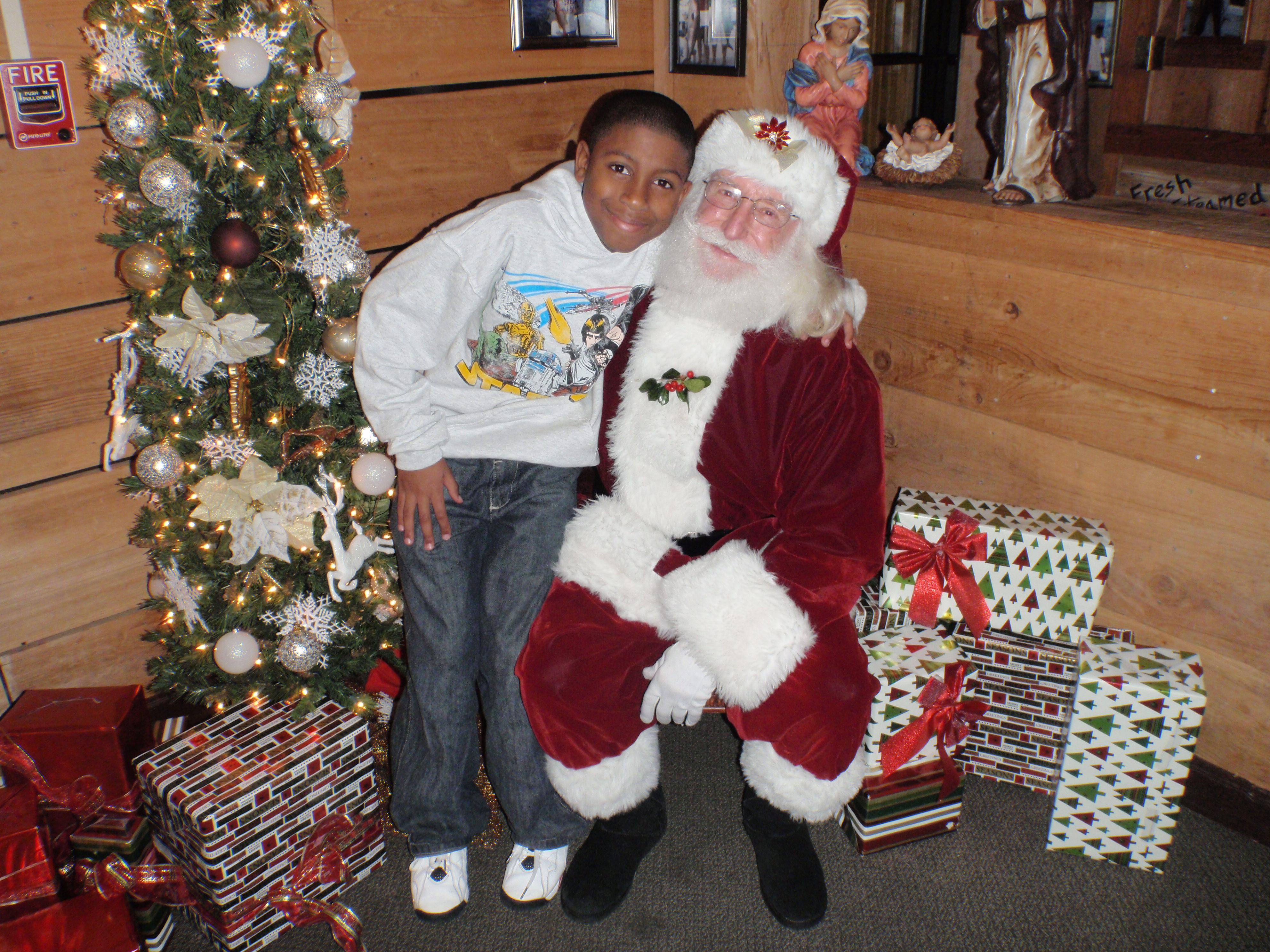 photo with santa 33