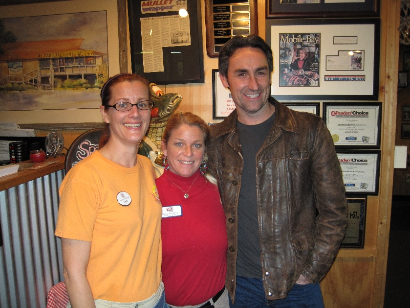 Mike Wolfe From History Channel S American Pickers The Original