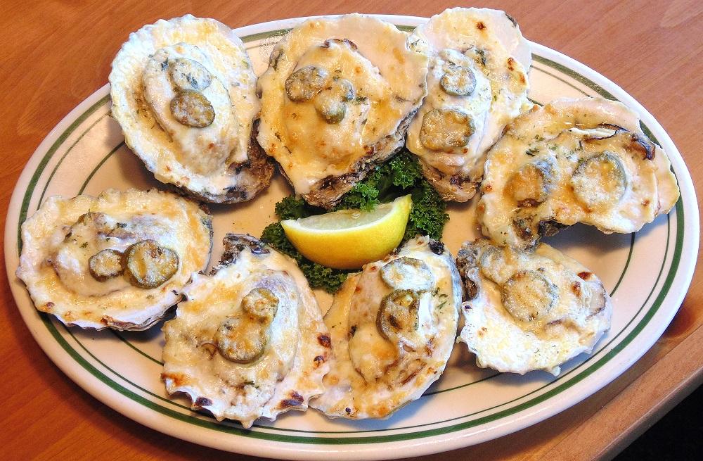 Firecracker Oysters