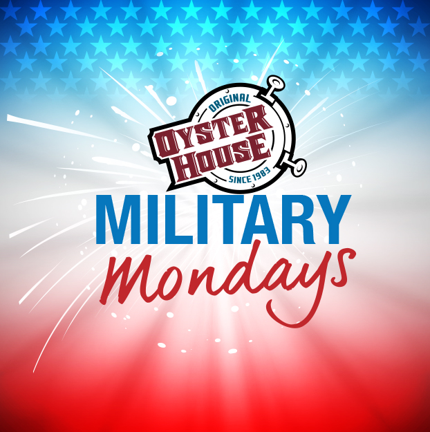 Military Mondays 10% off