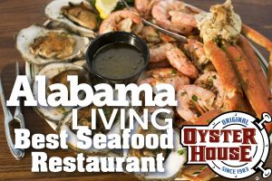 Alabama Living Name the Original Oyster House BEST Seafood Restaurant