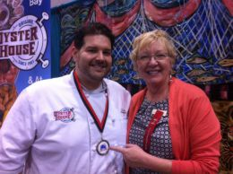Chef Richie Pippin & Nancy Raia