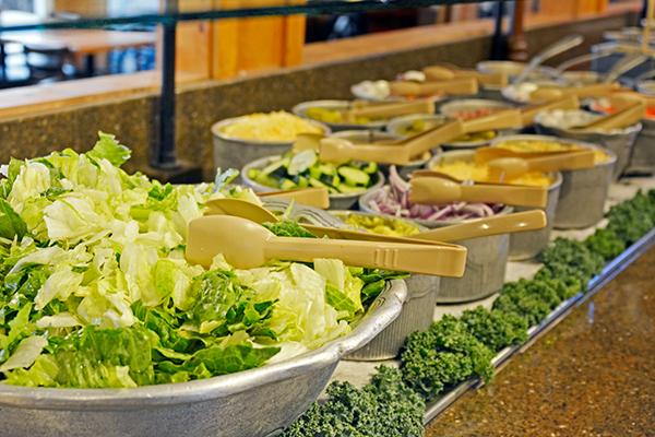 Salad Bar 3