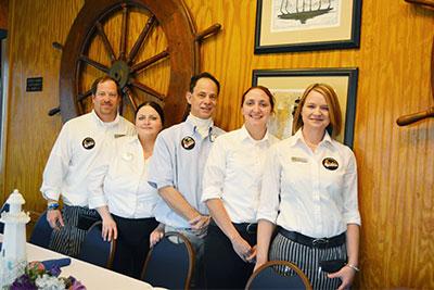 Original Oyster House Team 2