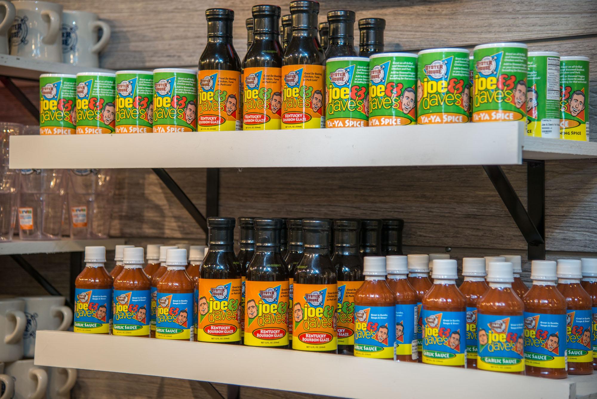 Joe & dave's Products