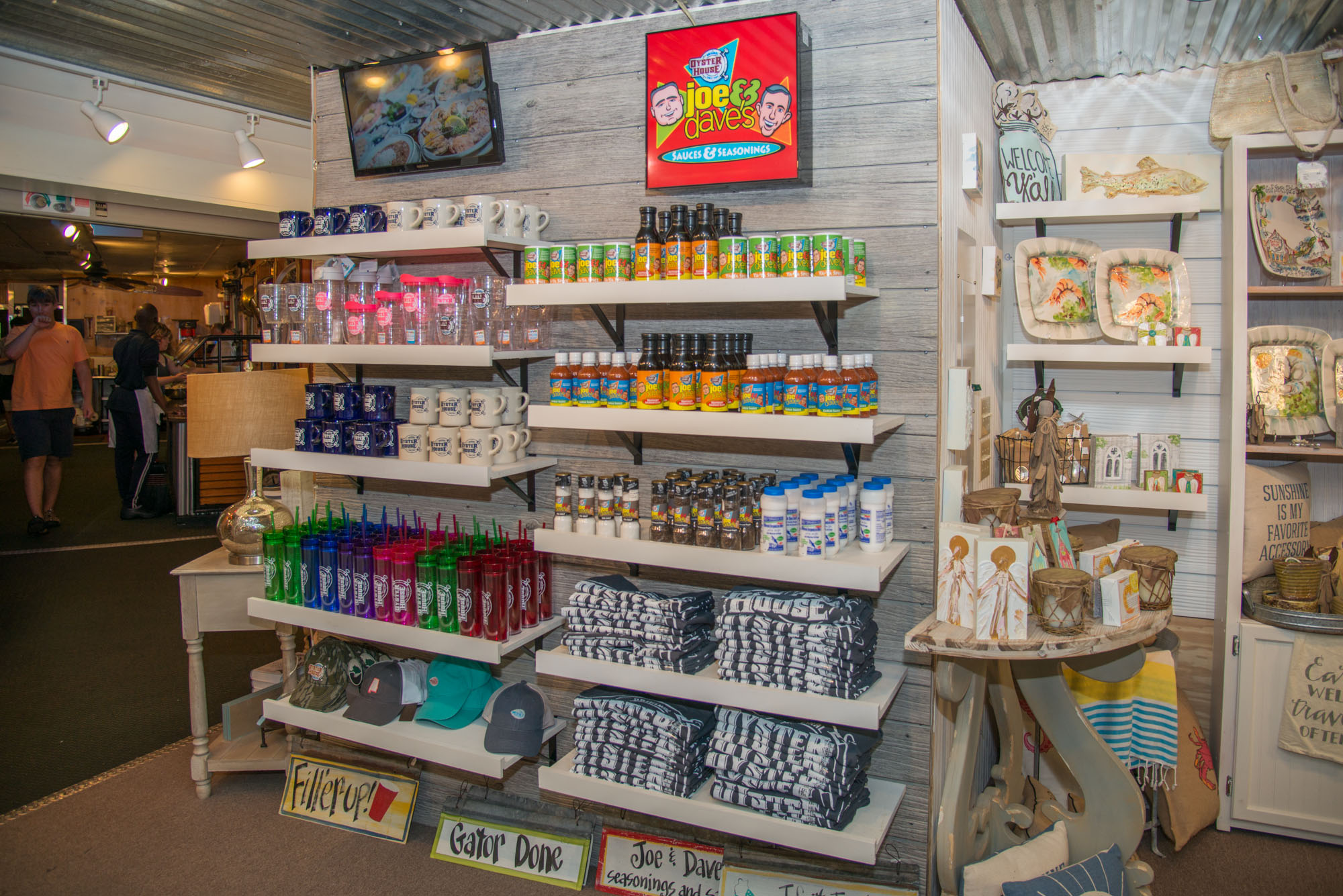 original oyster house products in shop