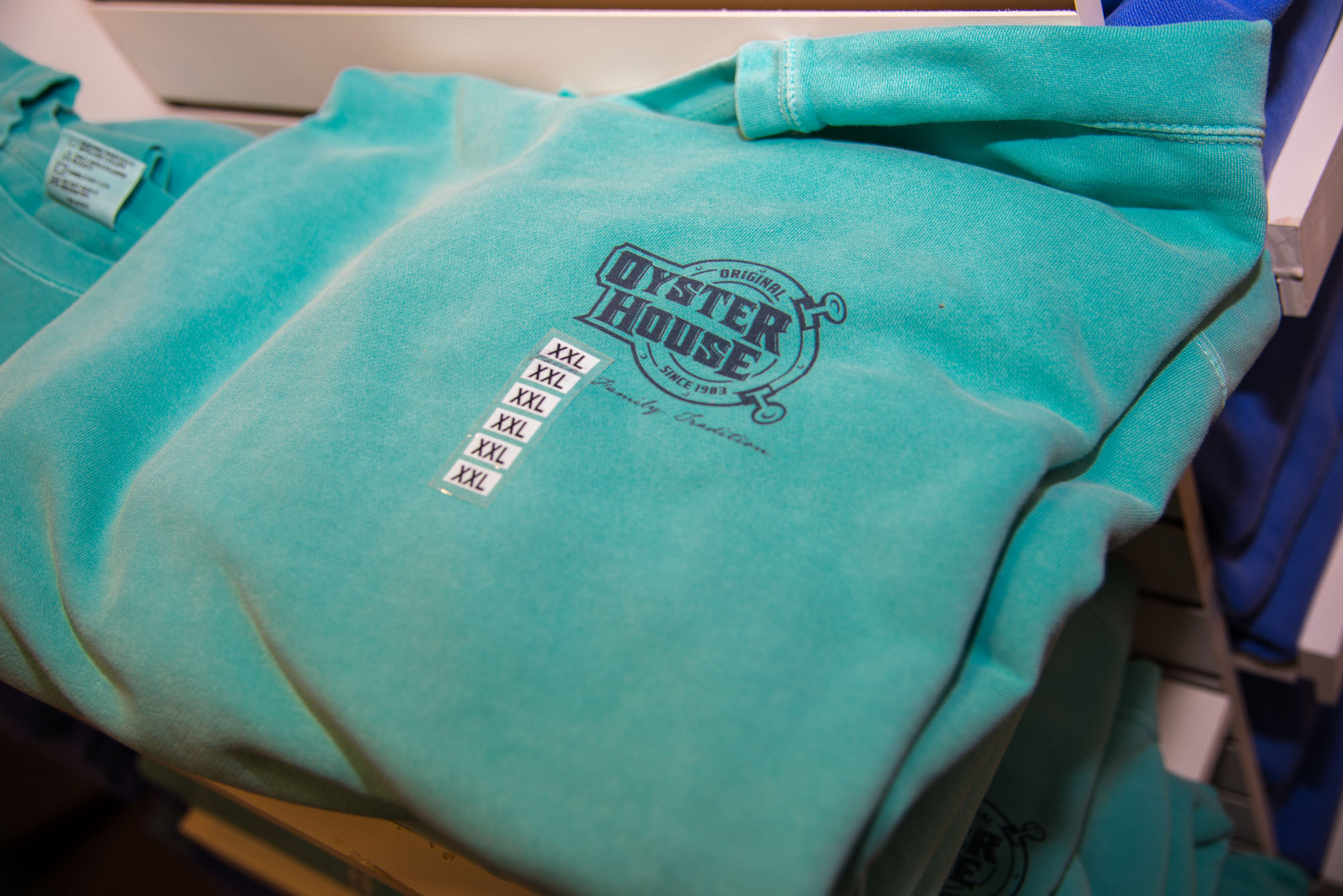 original oyster house sweater