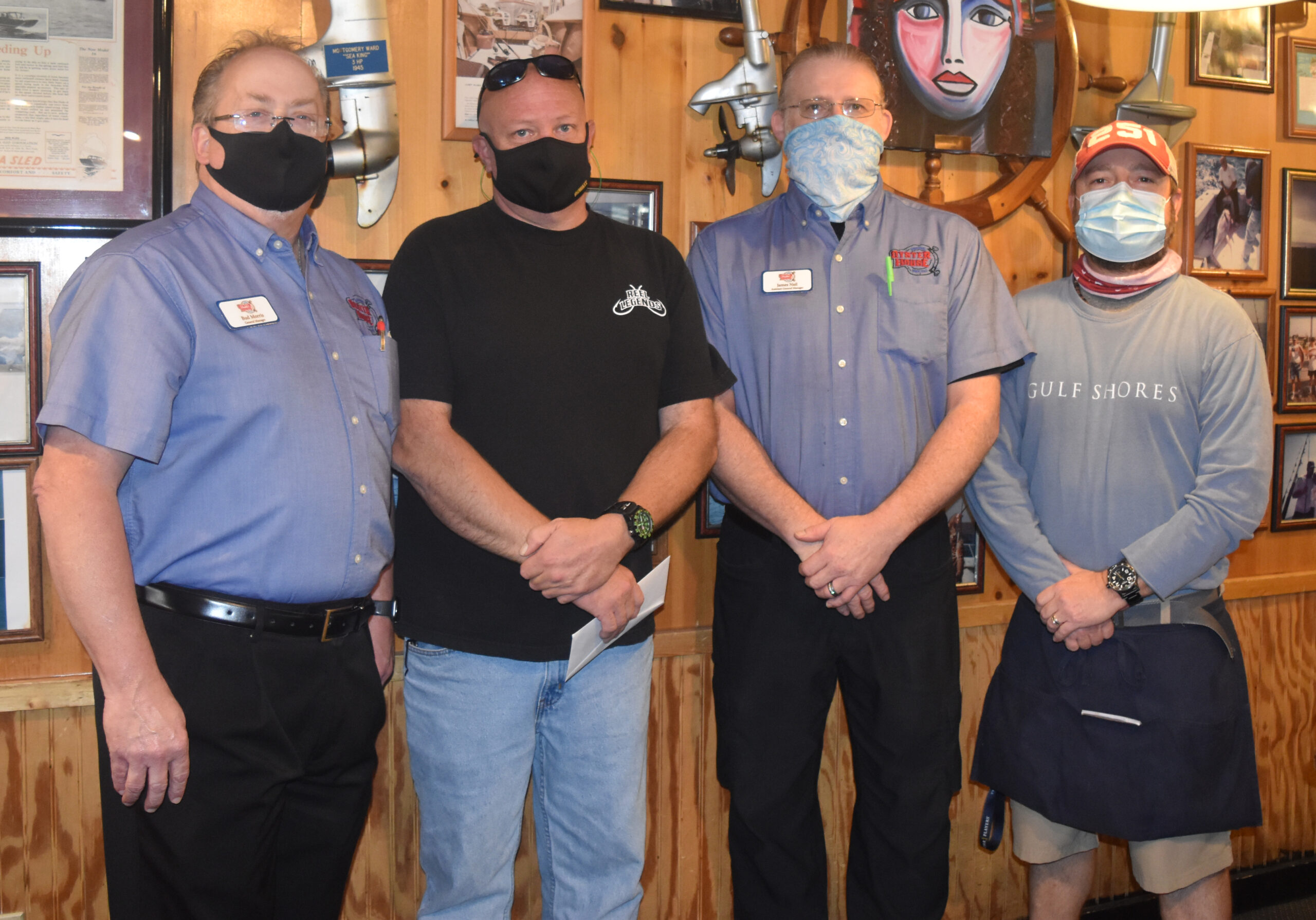 Gulf Shores Employees 25+ Years Milestone Celebration